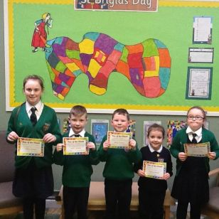 Pupil of the Week Awards